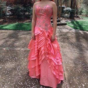 Dresses & Skirts - Pageant Gown